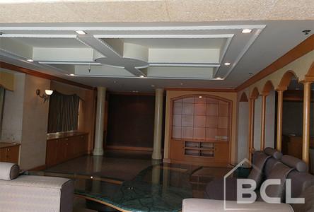 ให้เช่า คอนโด 4 ห้องนอน ติด MRT สุขุมวิท