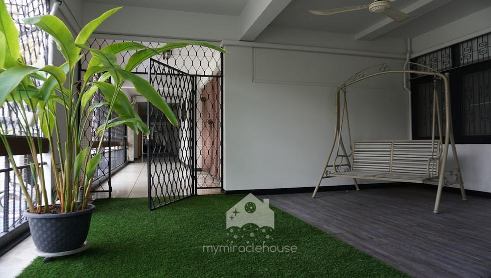 White Mansion - В аренду: Кондо с 2 спальнями возле станции BTS Phrom Phong, Bangkok, Таиланд | Ref. TH-KHPMVNTG