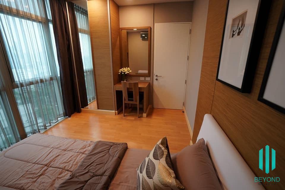 ณุศาศิริ แกรนด์ - ขาย คอนโด 2 ห้องนอน ติด BTS เอกมัย   Ref. TH-KELFMSXY