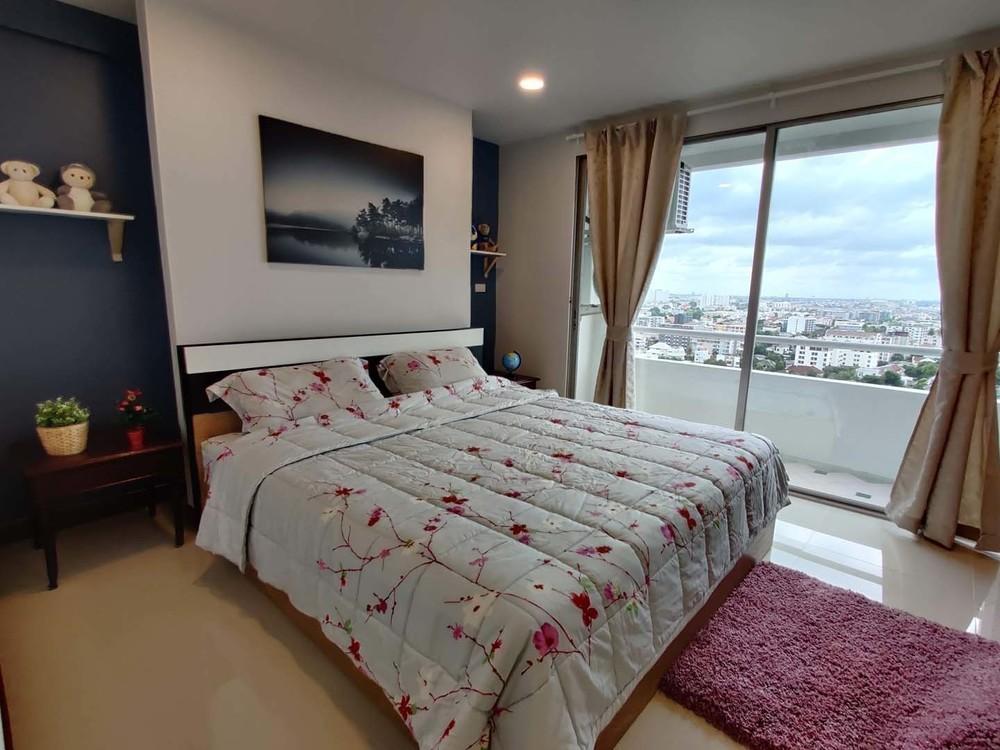 Ratchada Orchid - For Rent 2 Beds コンド in Huai Khwang, Bangkok, Thailand | Ref. TH-JNGHBOBH