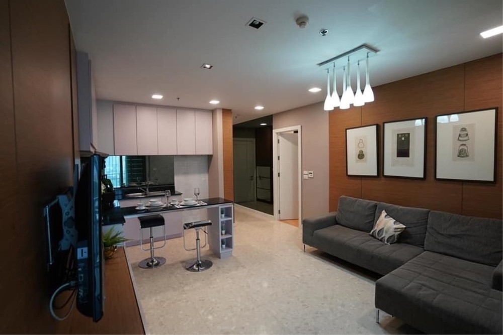Nusasiri Grand - For Sale or Rent 2 Beds Condo Near BTS Ekkamai, Bangkok, Thailand | Ref. TH-XNVEDBYU