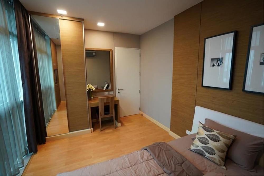 ณุศาศิริ แกรนด์ - ขาย หรือ เช่า คอนโด 2 ห้องนอน ติด BTS เอกมัย | Ref. TH-XNVEDBYU