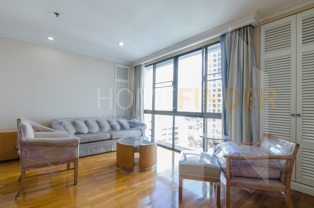 BioHouse service Apartment - For Rent 3 Beds Condo in Watthana, Bangkok, Thailand | Ref. TH-LBWDLEIL
