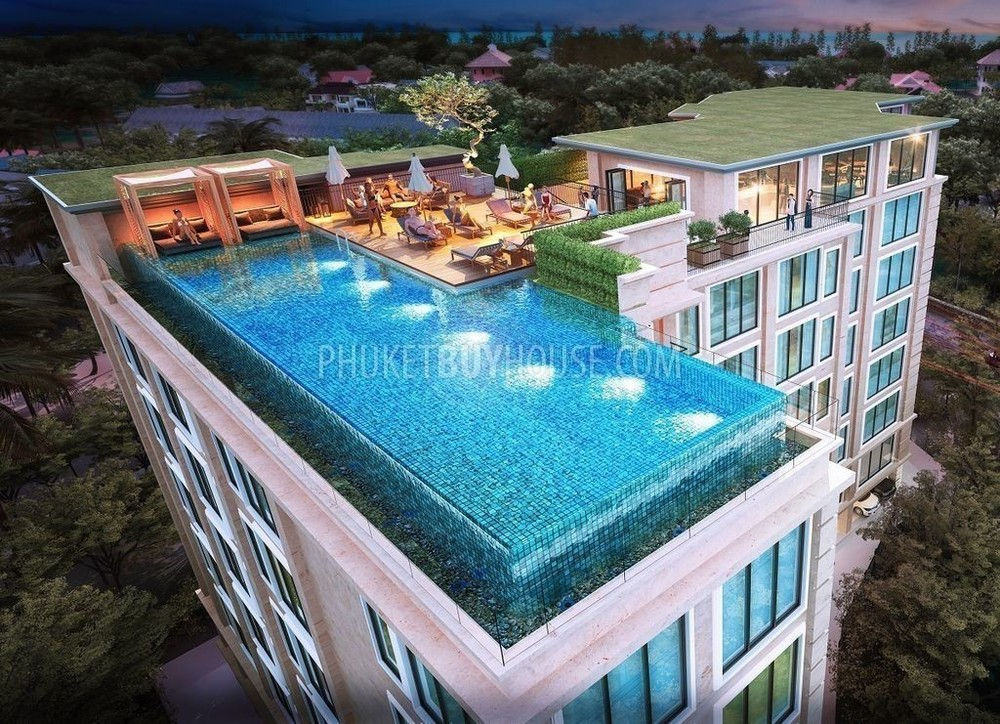 For Sale 1 Bed Condo in Mueang Phuket, Phuket, Thailand | Ref. TH-QCWPRQOW
