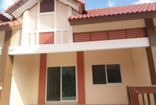 For Rent 2 Beds Townhouse in Nikhom Phatthana, Rayong, Thailand
