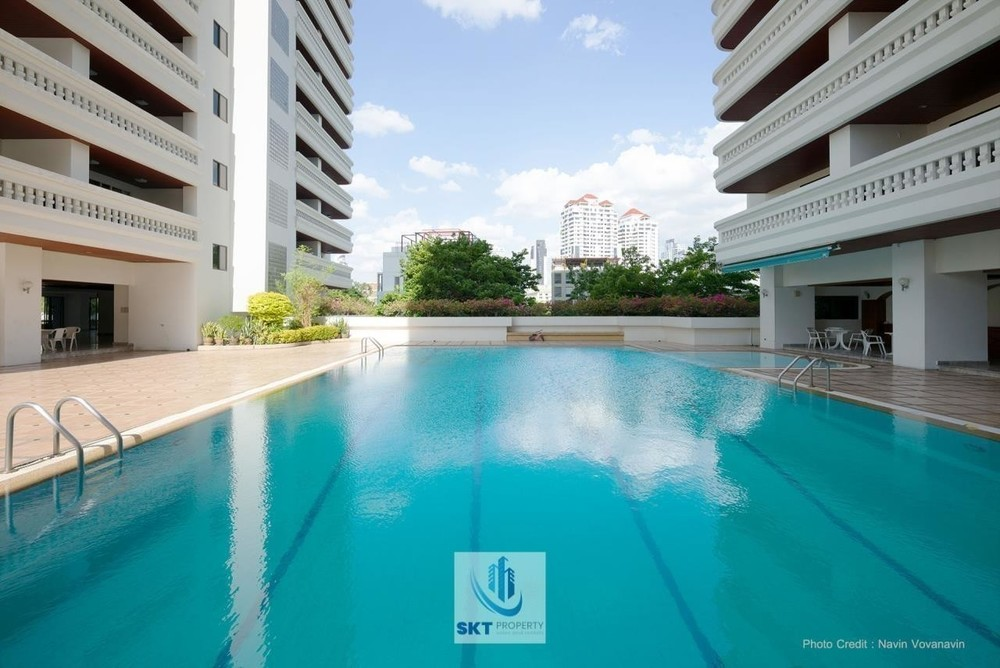 Sethiwan Mansion Sukhumvit 49 - For Rent 3 Beds Condo in Watthana, Bangkok, Thailand | Ref. TH-OIDCJFTR