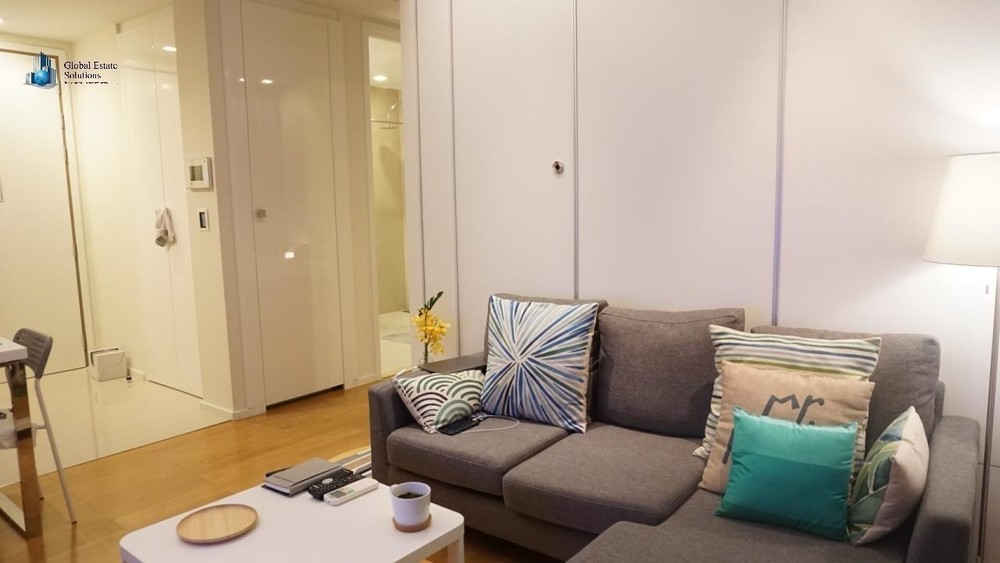 Circle Living Prototype - For Sale or Rent 1 Bed Condo in Watthana, Bangkok, Thailand | Ref. TH-YZJDYBSH