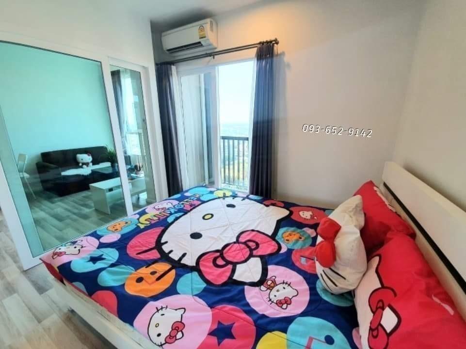 The Key Sathorn - Ratchapruek - В аренду: Кондо c 1 спальней возле станции BTS Wutthakat, Bangkok, Таиланд | Ref. TH-MCRCNFYZ