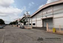 For Rent Warehouse 1,300 sqm in Bang Sao Thong, Samut Prakan, Thailand