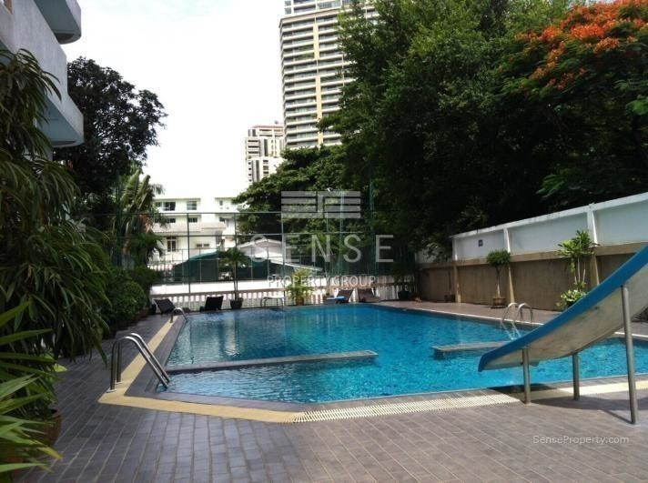 Prem Mansion - For Rent 3 Beds Condo Near BTS Asok, Bangkok, Thailand | Ref. TH-OMWGGLOJ