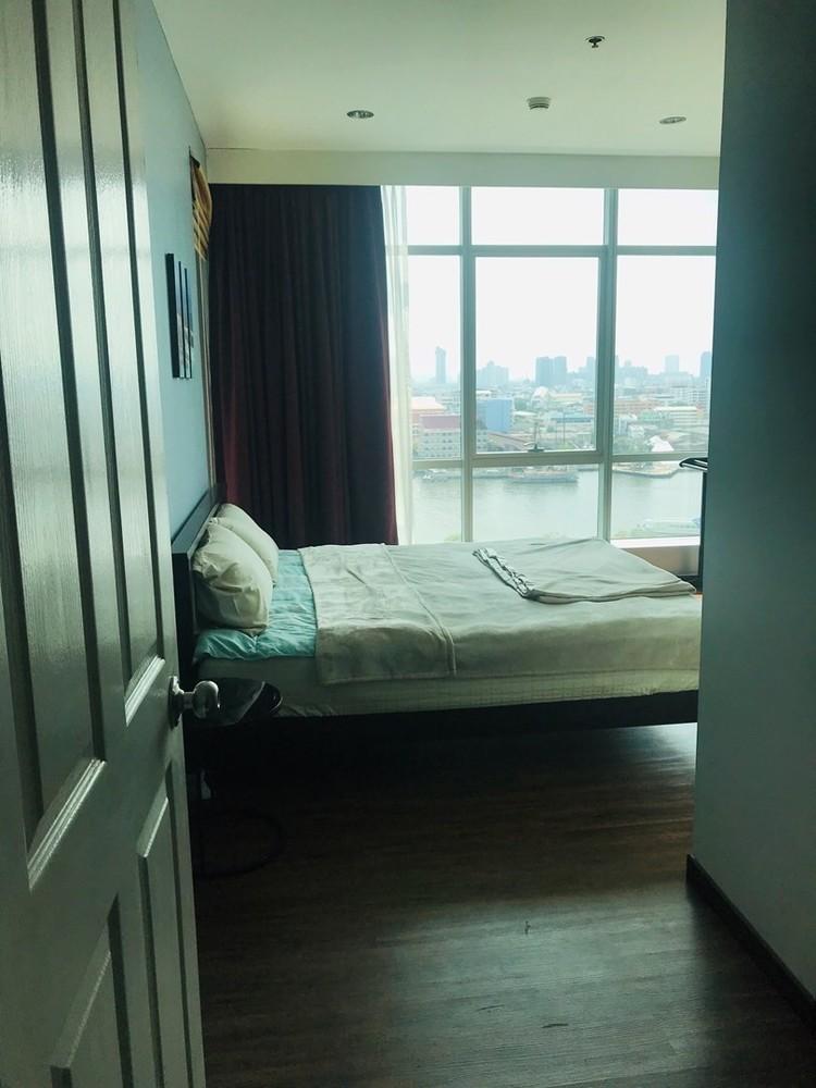 บ้าน สาทร เจ้าพระยา - ขาย หรือ เช่า คอนโด 2 ห้องนอน สาทร กรุงเทพฯ | Ref. TH-WSLEUVZB
