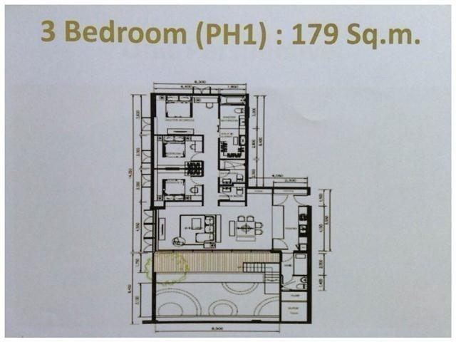 เซอร์เคิล สุขุมวิท 12 - ขาย คอนโด 3 ห้องนอน ติด BTS อโศก | Ref. TH-NNOTPPYK