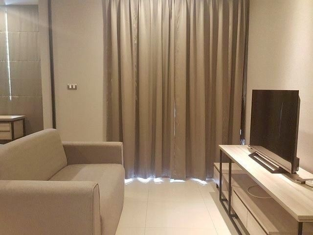 Tree Condo Sukhumvit 50 - В аренду: Кондо c 1 спальней возле станции BTS On Nut, Bangkok, Таиланд | Ref. TH-EVXLUEJE