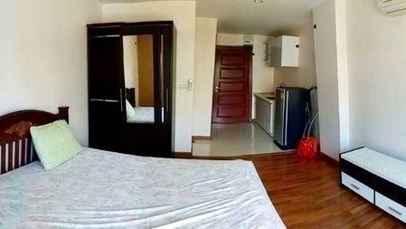 PG 2 Rama IX - В аренду: Кондо 28 кв.м. возле станции MRT Phraram Kao 9, Bangkok, Таиланд | Ref. TH-OHPOQPOO