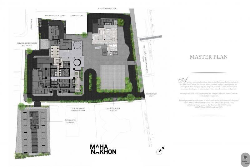 The Ritz - Carlton Residences at MahaNakhon - For Sale 2 Beds Condo Near BTS Chong Nonsi, Bangkok, Thailand | Ref. TH-RREJZVPT