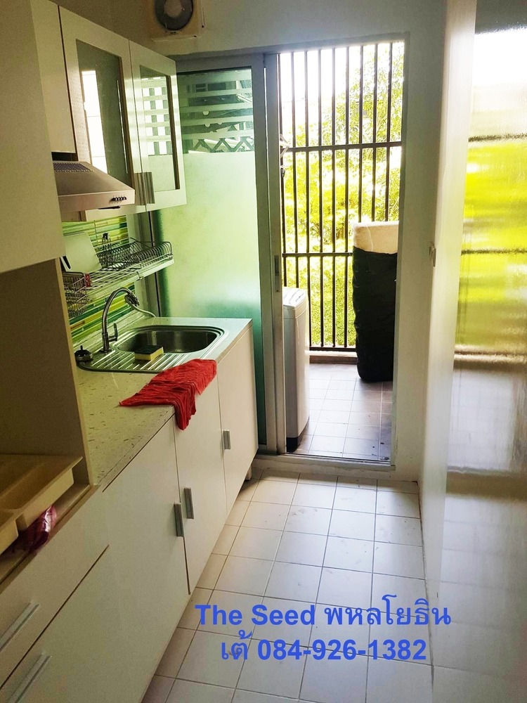 The Seed Phaholyothin - For Sale or Rent 1 Bed Condo in Phaya Thai, Bangkok, Thailand | Ref. TH-PNRQSEVM