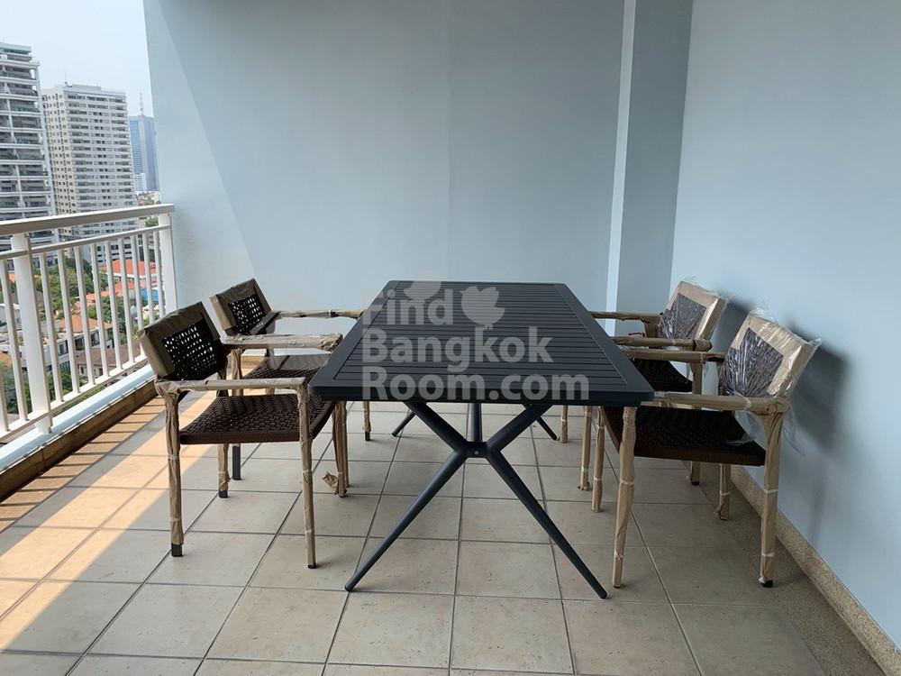 Wilshire - В аренду: Кондо с 2 спальнями в районе Khlong Toei, Bangkok, Таиланд | Ref. TH-TFJTEDMR
