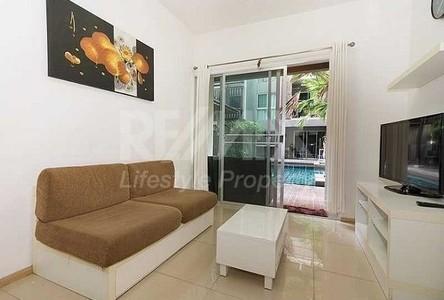 For Rent 2 Beds Condo Near MRT Phraram Kao 9, Bangkok, Thailand