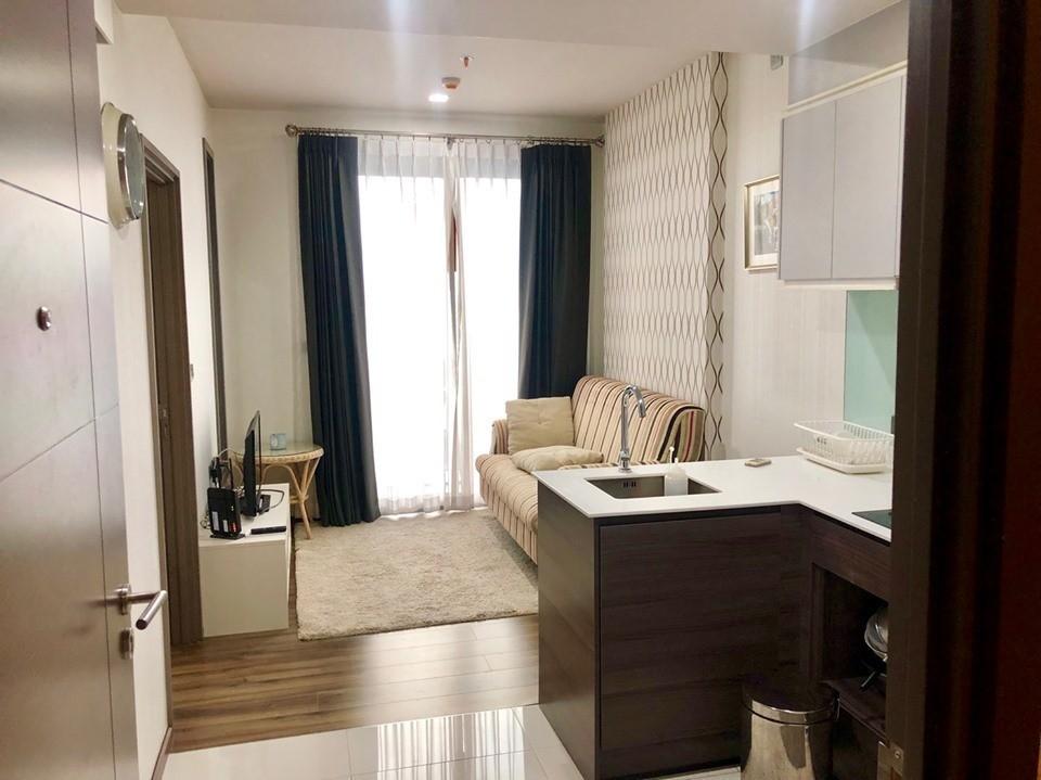 ซีล บาย แสนสิริ - ขาย คอนโด 1 ห้องนอน วัฒนา กรุงเทพฯ | Ref. TH-AJQDJFKK