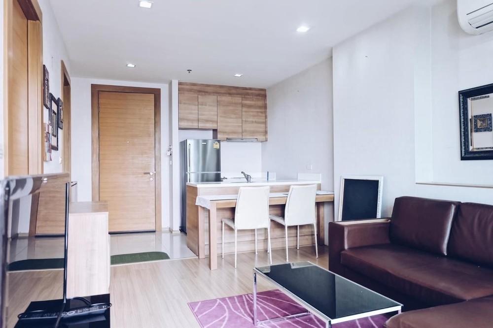 ริธึม รัชดา-ห้วยขวาง - ขาย คอนโด 1 ห้องนอน ติด MRT ห้วยขวาง | Ref. TH-OTTJNZAH