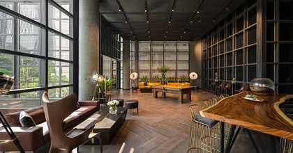 Located in the same building - The Lofts Asoke