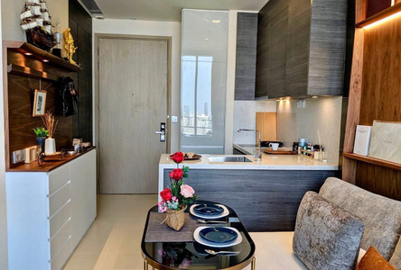 For Sale or Rent 1 Bed Condo Near MRT Sukhumvit, Bangkok, Thailand