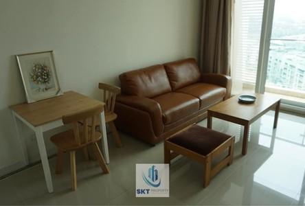 For Rent 1 Bed Condo in Huai Khwang, Bangkok, Thailand
