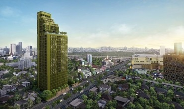Located in the same area - Metris Ladprao