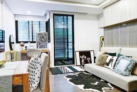 For Sale Condo 30.36 sqm Near BTS Asok, Bangkok, Thailand