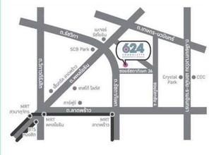Located in the same area - 624 Condolette Ratchada 36