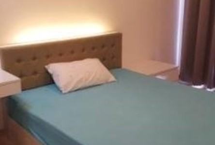 ให้เช่า คอนโด 1 ห้องนอน ติด MRT พระราม 9