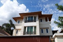 ขาย บ้านเดี่ยว 4 ห้องนอน บางคอแหลม กรุงเทพฯ