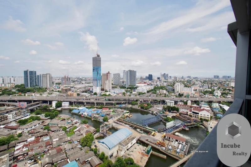 Aspire Sukhumvit 48 - Продажа или аренда: Кондо c 1 спальней в районе Khlong Toei, Bangkok, Таиланд | Ref. TH-YKSITRVO
