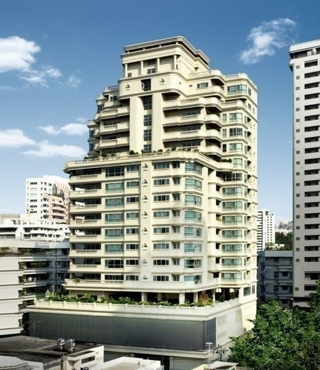 Bangkok View Tower - For Rent 4 Beds Condo Near BTS Phrom Phong, Bangkok, Thailand | Ref. TH-KAEQEUWR