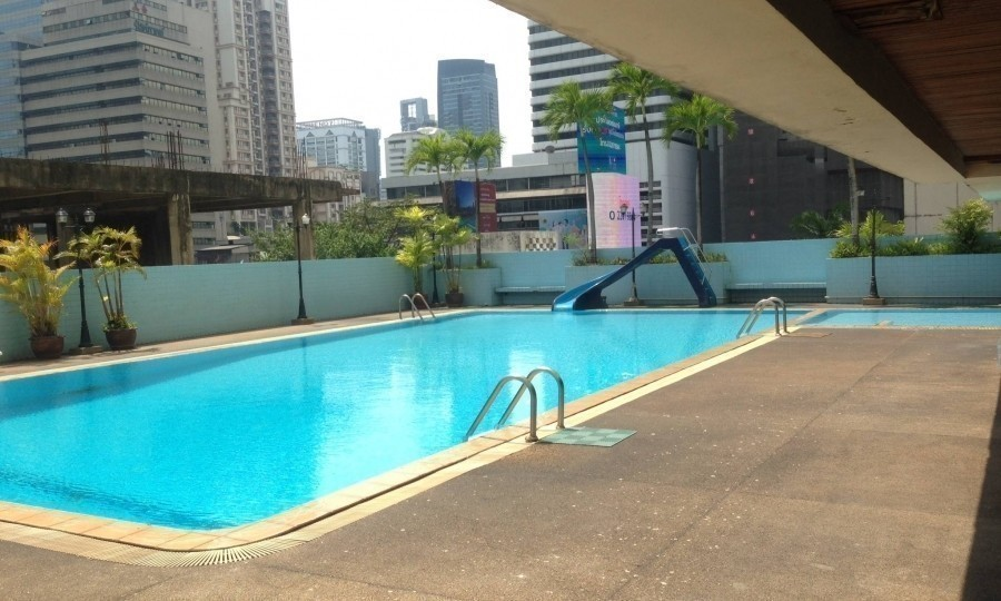 Sriratana Mansion 2 - For Rent 3 Beds Condo Near MRT Sukhumvit, Bangkok, Thailand | Ref. TH-EOUQDDTQ