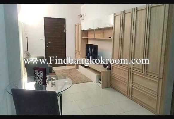 Supalai Park Asoke - Ratchada - Продажа или аренда: Кондо 50 кв.м. возле станции MRT Phraram Kao 9, Bangkok, Таиланд | Ref. TH-MEGSPVPC