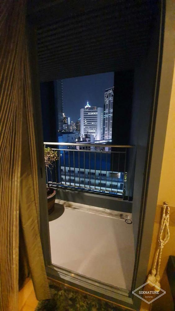 Hyde Sukhumvit - Продажа: Кондо c 1 спальней возле станции BTS Nana, Bangkok, Таиланд   Ref. TH-VJQUOLVP