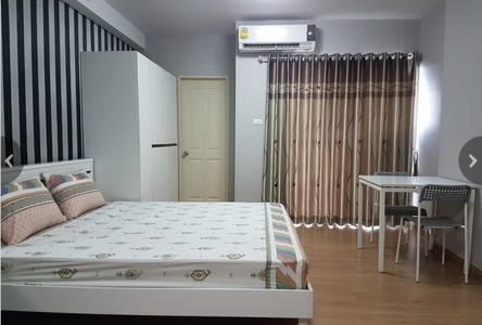 For Rent Condo 33 sqm in Phasi Charoen, Bangkok, Thailand