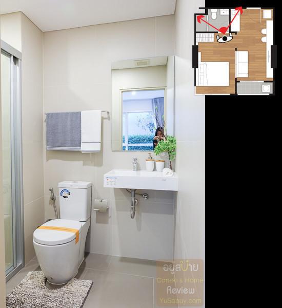 ลุมพินี พาร์ค วิภาวดี-จตุจักร - ขาย คอนโด 1 ห้องนอน จตุจักร กรุงเทพฯ | Ref. TH-SVYLEPNB