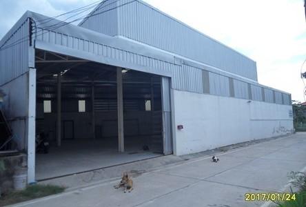 For Sale or Rent Warehouse 490 sqm in Bang Lamung, Chonburi, Thailand
