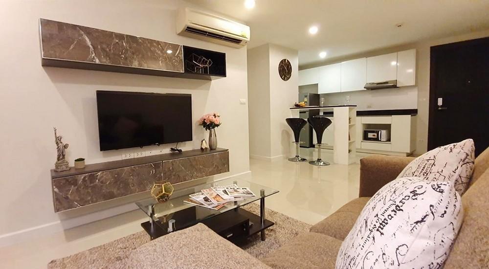 Voque Sukhumvit 31 - For Rent 1 Bed Condo in Watthana, Bangkok, Thailand | Ref. TH-EDAEBBJG