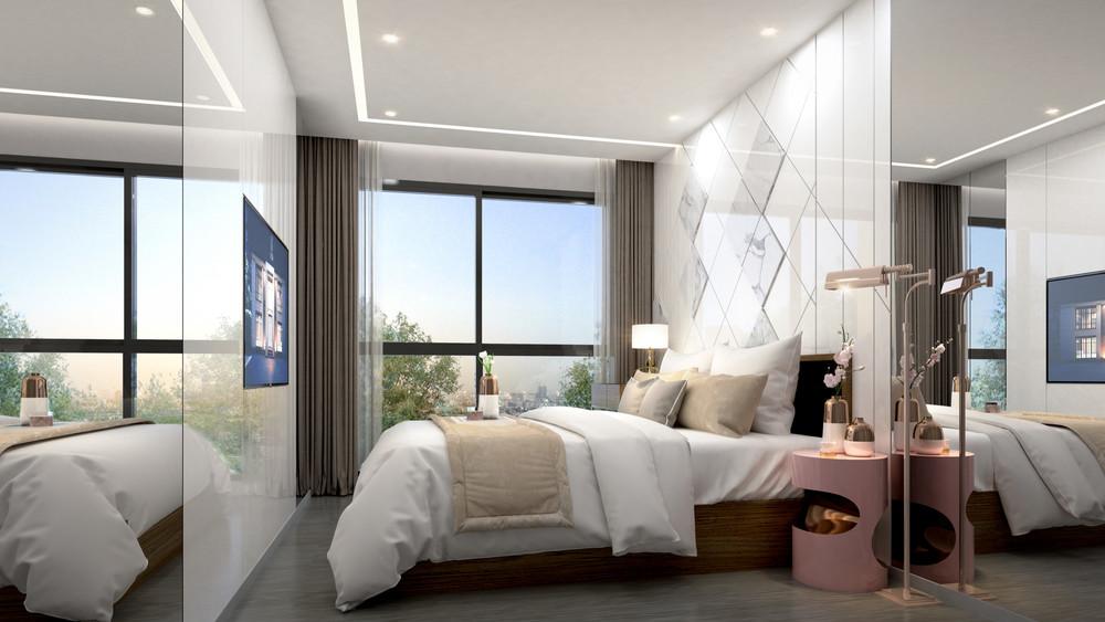 The Excel Lasalle 17 - For Sale 1 Bed Condo Near BTS Ekkamai, Bangkok, Thailand | Ref. TH-ROVHSDDP