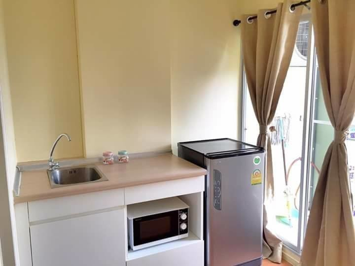 For Rent コンド 21 sqm in Bueng Kum, Bangkok, Thailand | Ref. TH-FXWNVLHQ