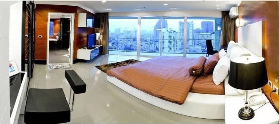The Master Centrium Asoke - Sukhumvit - For Sale 3 Beds Condo Near MRT Sukhumvit, Bangkok, Thailand | Ref. TH-TFBLJLZZ