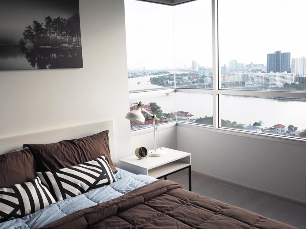 Chapter One Shine Bangpo - For Rent 1 Bed Condo in Bang Sue, Bangkok, Thailand | Ref. TH-VNARYLDI