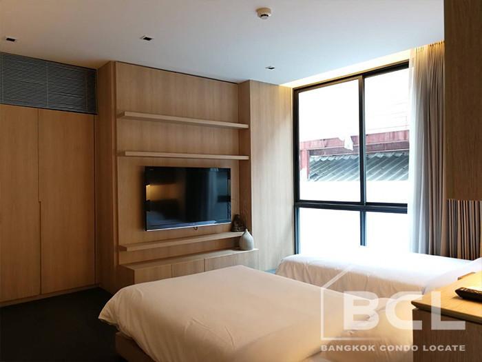 ทาเกะ เรสซิเดนซ์ - ให้เช่า คอนโด 2 ห้องนอน ติด BTS เอกมัย | Ref. TH-FFEQVZMH