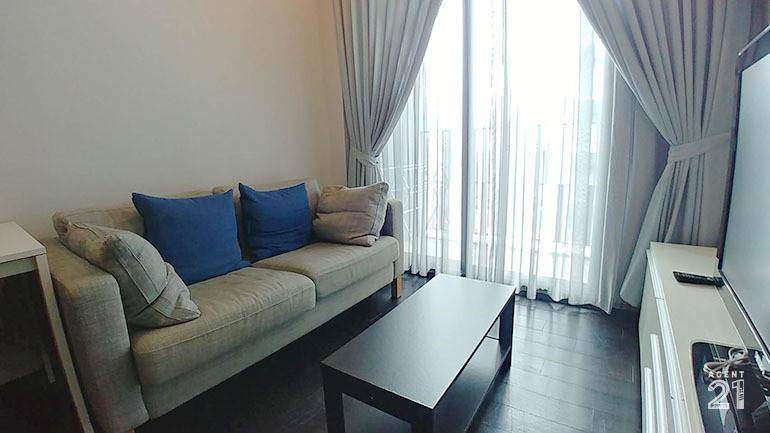 Keyne - For Sale or Rent 1 Bed コンド Near BTS Thong Lo, Bangkok, Thailand | Ref. TH-CSTHFBXC