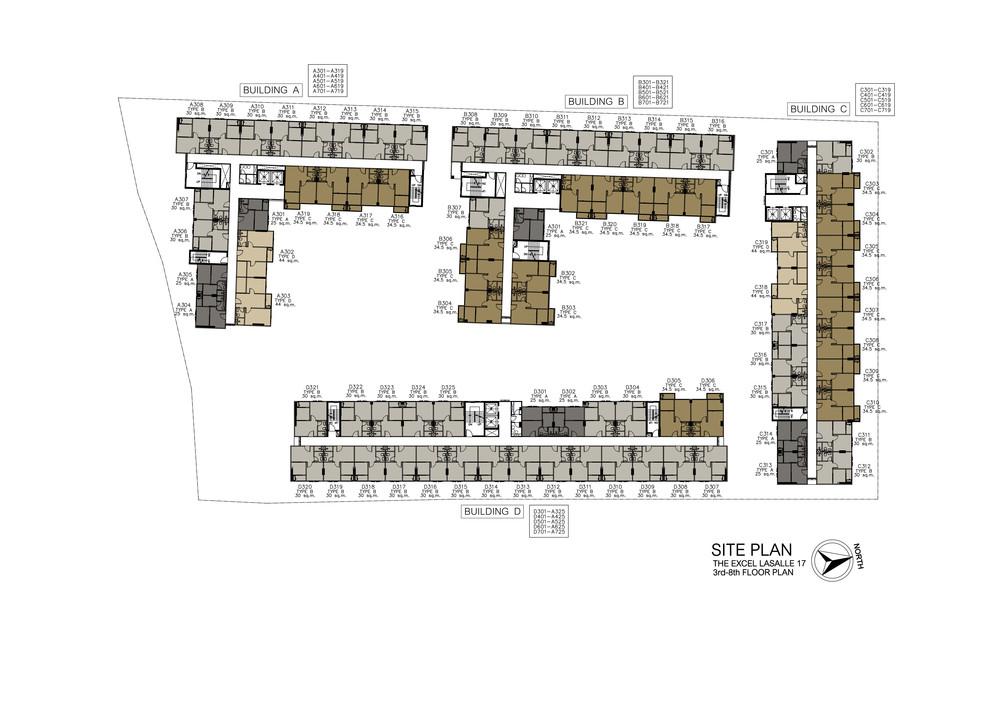 The Excel Lasalle 17 - For Sale 1 Bed Condo Near BTS Ekkamai, Bangkok, Thailand | Ref. TH-WFNWYTSH