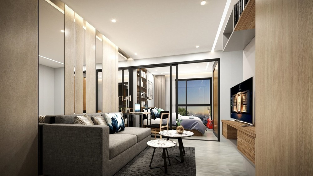 The Excel Lasalle 17 - For Sale 1 Bed Condo Near BTS Ekkamai, Bangkok, Thailand | Ref. TH-CFFRKTAS