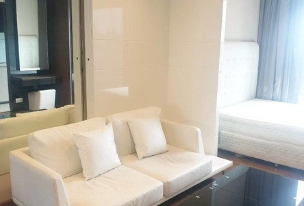 For Rent Condo 33.82 sqm Near MRT Thailand Cultural Centre, Bangkok, Thailand